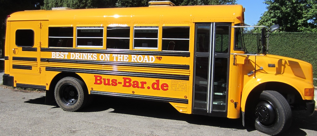 Bus Bar: Erding – München – Landshut Partybus Hollywood
