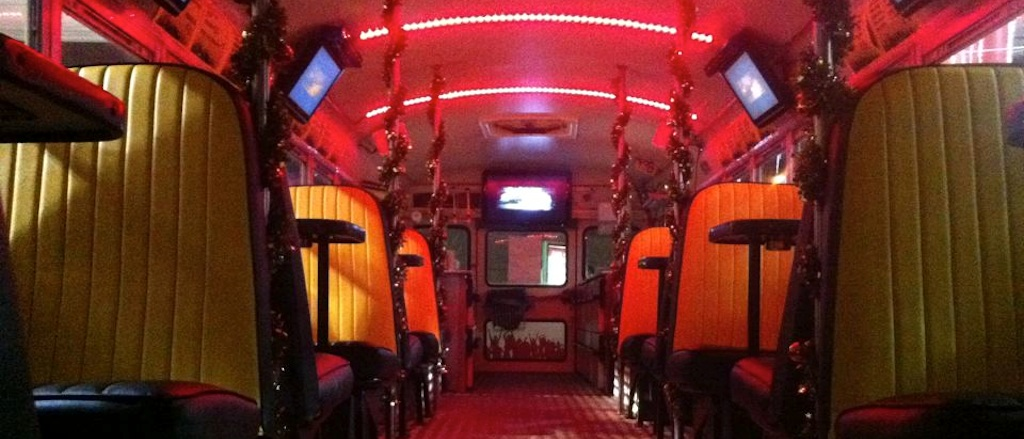 Bus Bar: Amberg Partybus Philadelphia