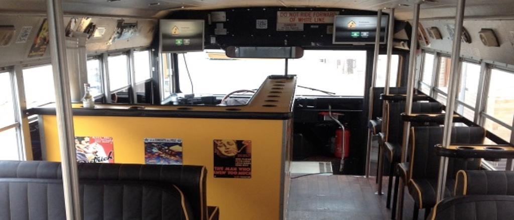 Bus Bar: Göttingen – Kassel – Hanover Partybus Memphis