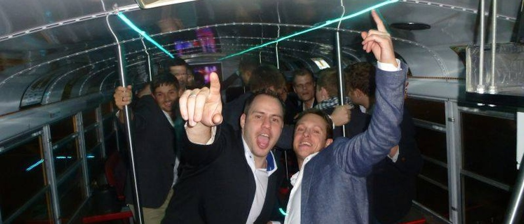 Bus Bar: Stuttgart Partybus