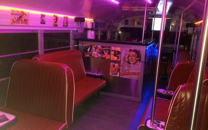 Bus Bar: Erding – München – Landshut Partybus Hollywood