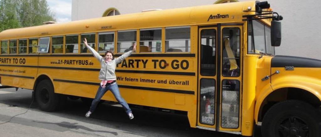 Bus Bar: Amberg Partybus Philadelphia