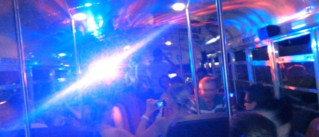 Bus Bar: Stuttgart Partybus Detroit