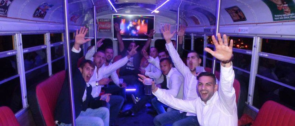 Bus Bar: Stuttgart Partybus